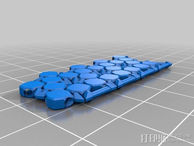 护网 3D模型  图19
