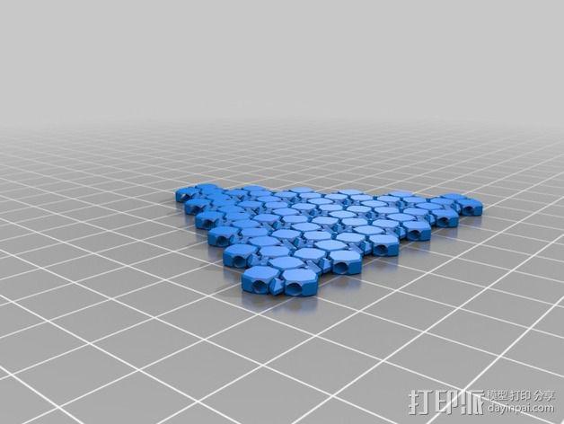 护网 3D模型  图21