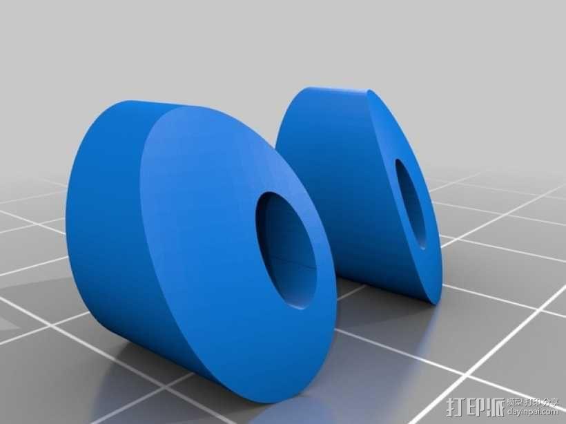 宠物企鹅 3D模型  图4
