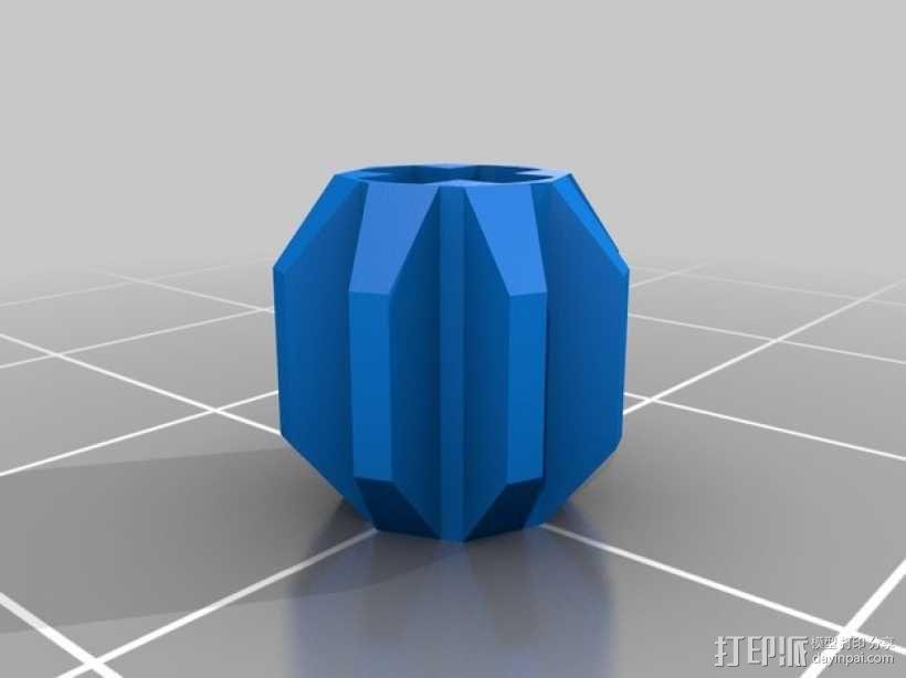 常见齿轮组 3D模型  图2