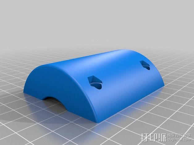 诺基亚1020手机架 3D模型  图4