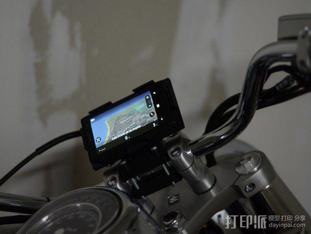 诺基亚1020手机架 3D模型  图7