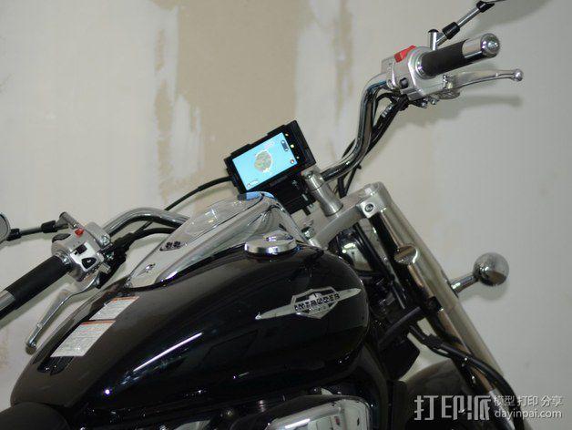 诺基亚1020手机架 3D模型  图11
