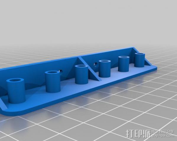 定制化工具架 3D模型  图6