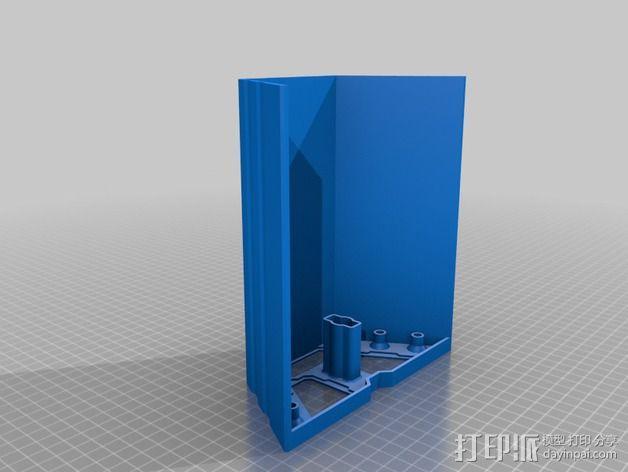 精密工具架 3D模型  图5