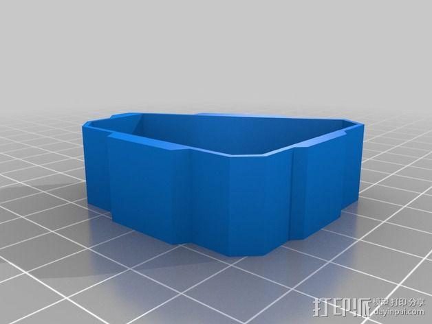 精密工具架 3D模型  图8