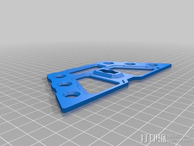 精密工具架 3D模型  图7