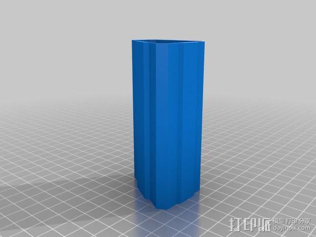 精密工具架 3D模型  图10