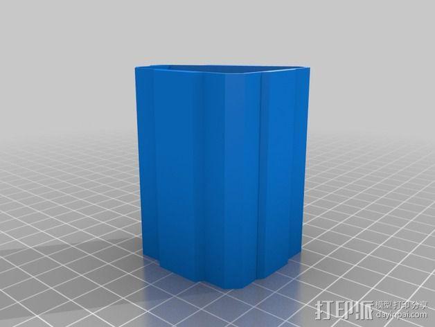精密工具架 3D模型  图9