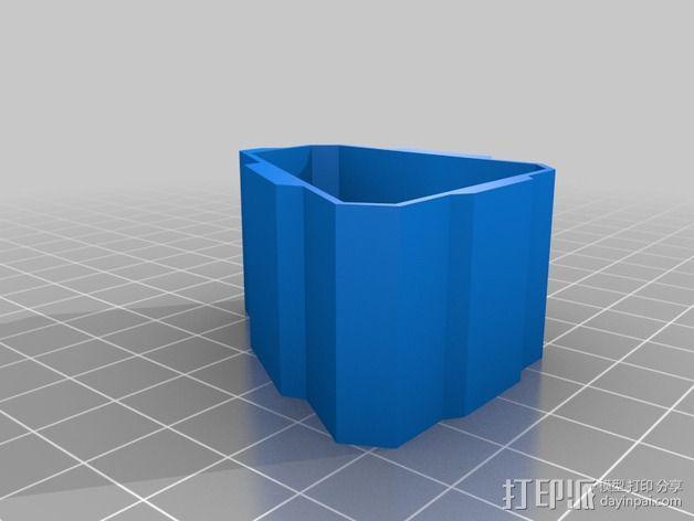 精密工具架 3D模型  图14