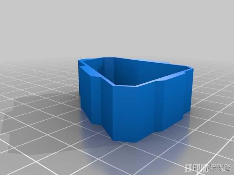 精密工具架 3D模型  图16