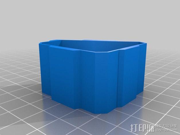精密工具架 3D模型  图15