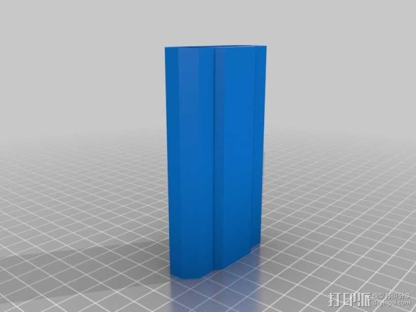 精密工具架 3D模型  图17