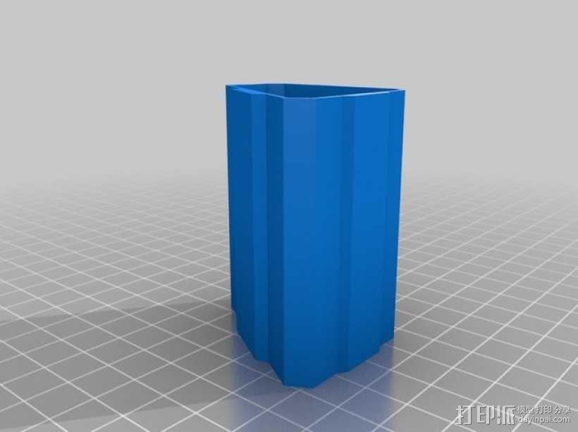 精密工具架 3D模型  图19