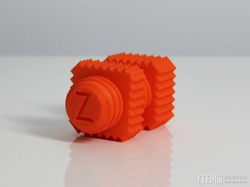 螺钉和螺母 3D模型  图4