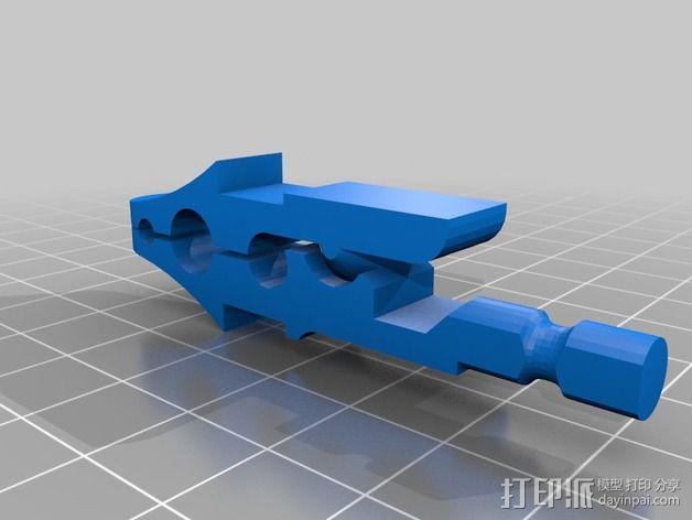 迷你机器人帮手 3D模型  图4