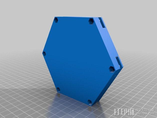 迷你机器人帮手 3D模型  图3