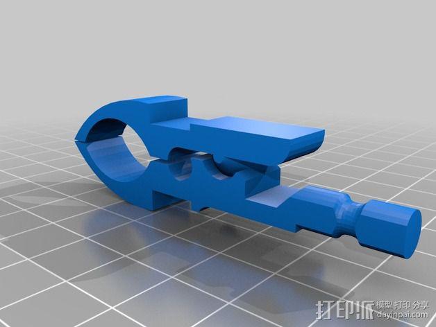 迷你机器人帮手 3D模型  图5