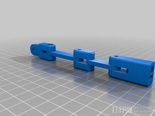 迷你机器人帮手 3D模型  图7