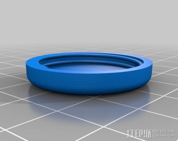 螺丝刀把手 3D模型  图5