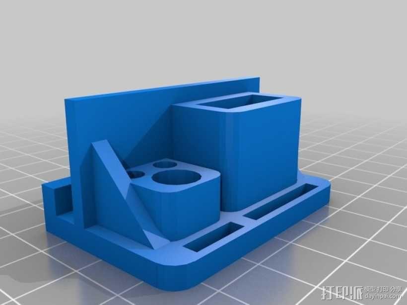 通用工具架 3D模型  图1
