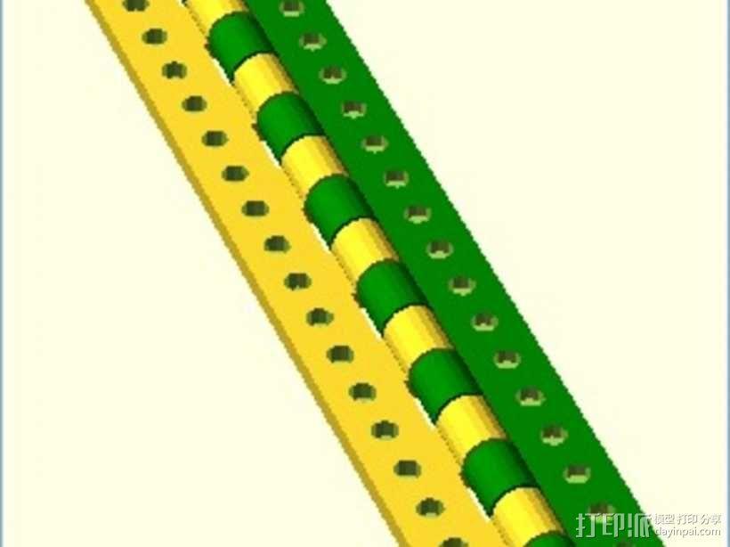 定制化铰链 3D模型  图9