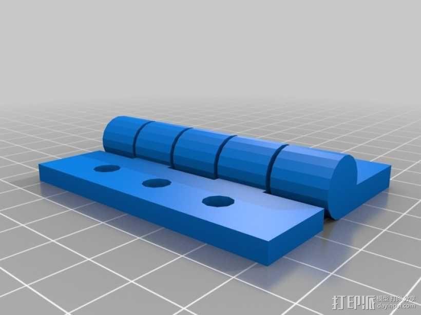 定制化铰链 3D模型  图10