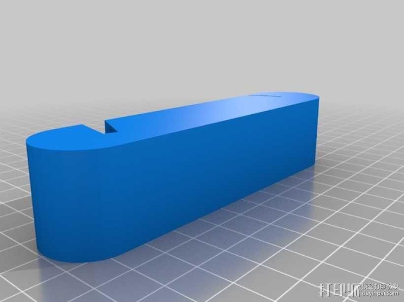 打磨块 3D模型  图3