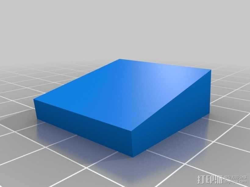 打磨块 3D模型  图4