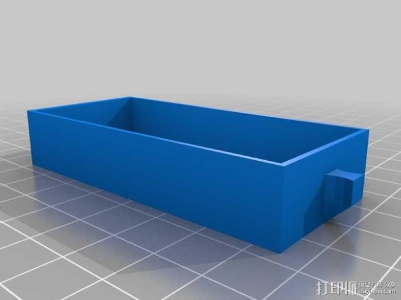 物品收纳柜 3D模型  图6