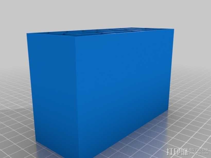 物品收纳柜 3D模型  图5