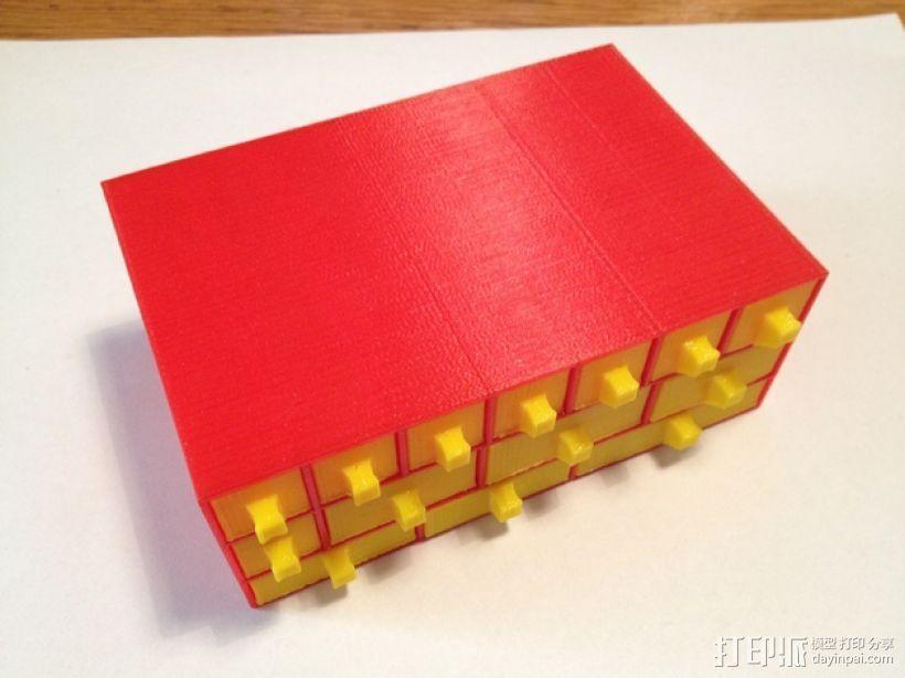 物品收纳柜 3D模型  图9