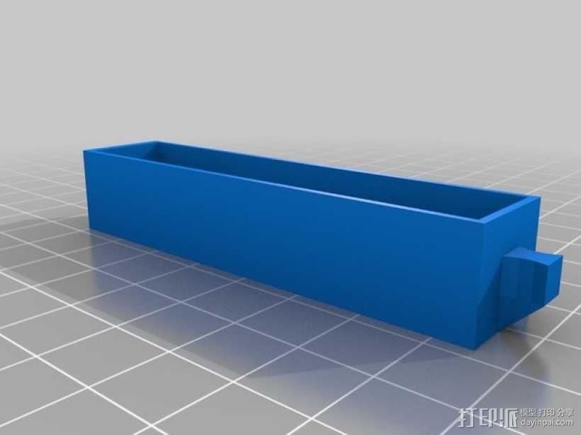 物品收纳柜 3D模型  图8