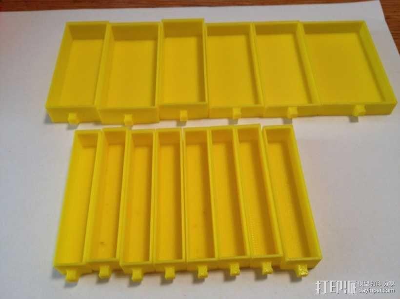 物品收纳柜 3D模型  图15