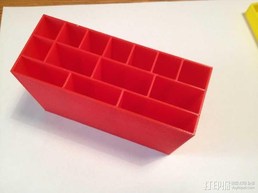 物品收纳柜 3D模型  图14