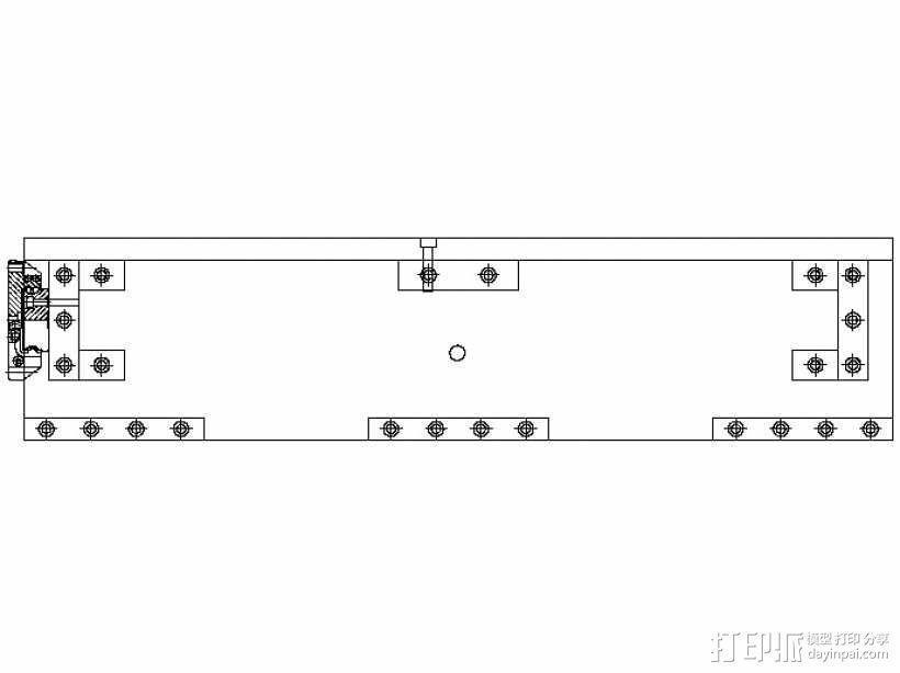 数控铣床  3D模型  图35