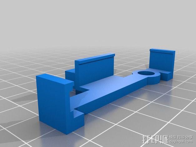 iPhone图像放大镜 3D模型  图2