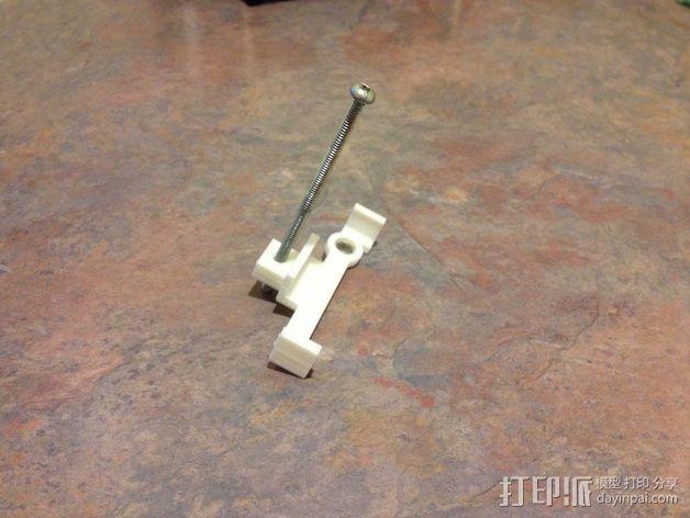 iPhone图像放大镜 3D模型  图4