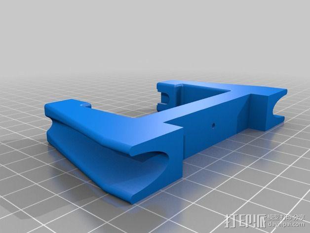 小型遥控飞机/四轴飞行器平衡器 3D模型  图2
