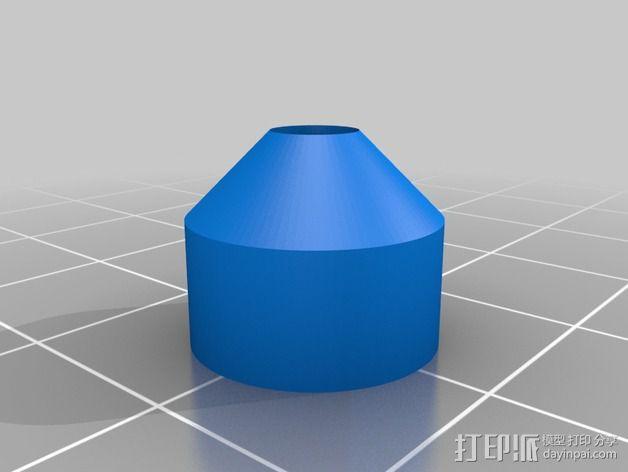 小型遥控飞机/四轴飞行器平衡器 3D模型  图3