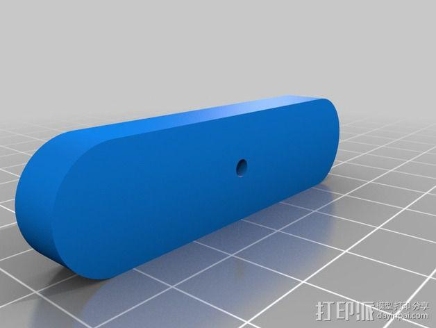 小型遥控飞机/四轴飞行器平衡器 3D模型  图5