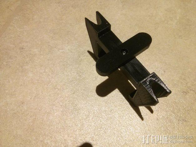小型遥控飞机/四轴飞行器平衡器 3D模型  图6
