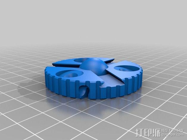 手机 三脚架 3D模型  图4