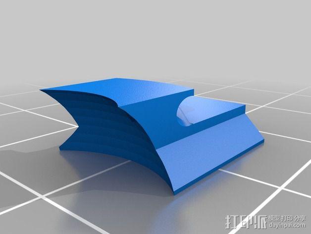 手机 三脚架 3D模型  图5