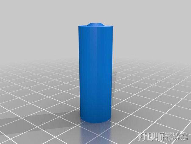 手机 三脚架 3D模型  图7