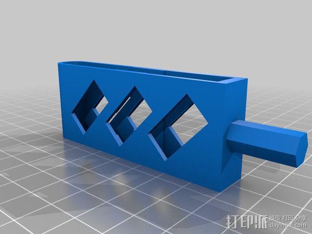 手机 三脚架 3D模型  图8