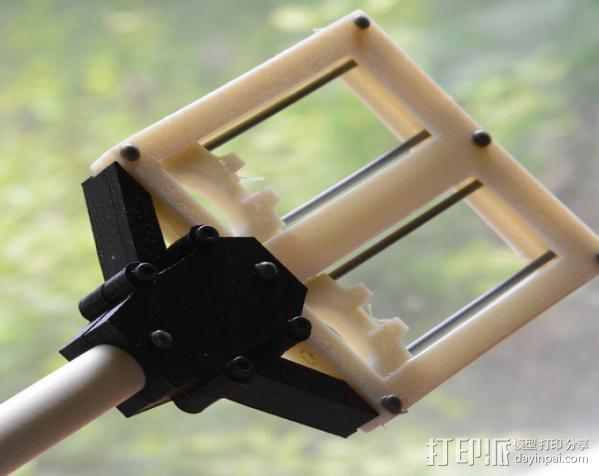 参数化爪形器具 3D模型  图10