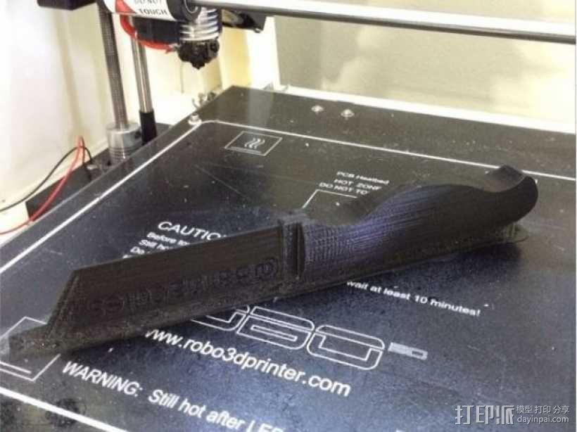 Barna拆箱工具 3D模型  图1