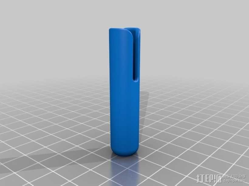 X-Acto笔刀外壳 3D模型  图2