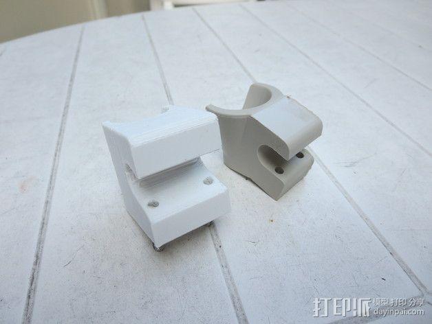 牙医钻床支座  3D模型  图4